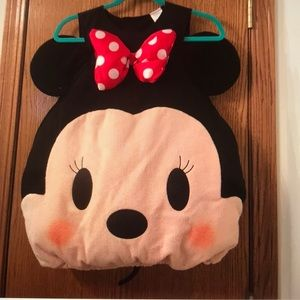 Tsum Tsum Minnie Mouse costume